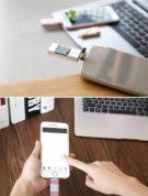 OTG-10 заказать отг флешку недорого в москве оптом для айфон