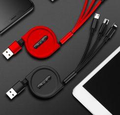 заказать оптом кабели для смартфонов