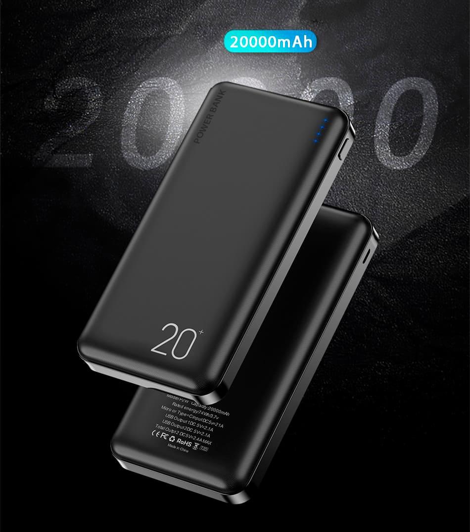 ZPB33 внешние аккумуляторы с логотипом заказать в екатеринбург