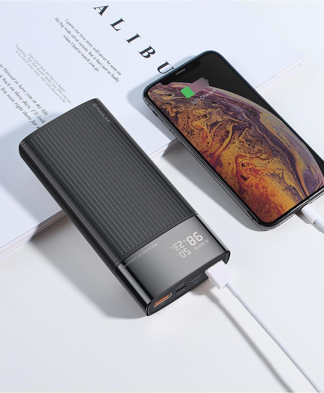 ZPB34 промо внешний аккумулятор заказать оптом пластиковый повербанк в спб