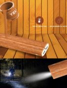 ZPB52 купить оптом повербанки недорого из дерева в спб