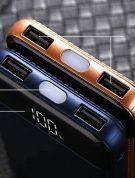кожаный повер банк фонарик под заказ оптом (2)