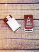 Флешка Память народа Флеш империя флешки оптом купить логотип под заказ