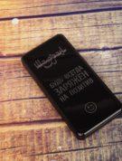 пластиковый повербанк внешний аккумулятор power bank с логотипом компании шафран купить оптом флеш империя 1-min