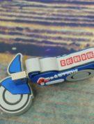 Флешка автошкола Престиж Флеш Империя Флешки оптом купить логотип под заказ3