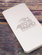 Внешний аккумулятор ООО ГПМ Флеш Империя Флешки оптом купить логотип под заказ8
