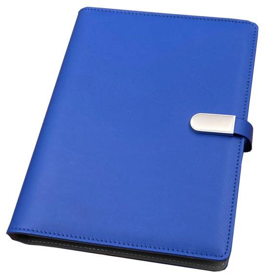 Смарт-ежедневник умный синий купить в подарок сувенир флеш империя (3)-min